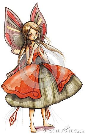 Fairy петь