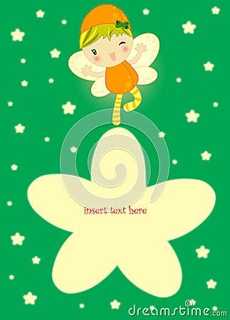 заполнение карточки fairy к