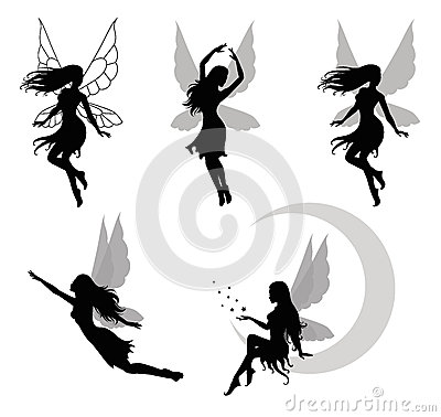 Free Fairy Royalty Free Stock Photo - 35904775