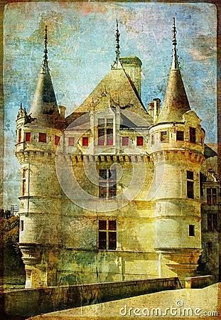 Fairy castle - Azey