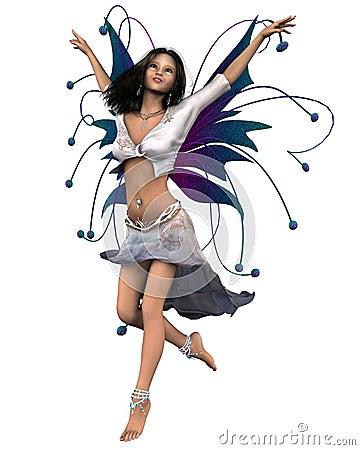 Fairy Dancer - 1