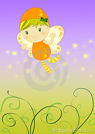 Fairy della lucciola