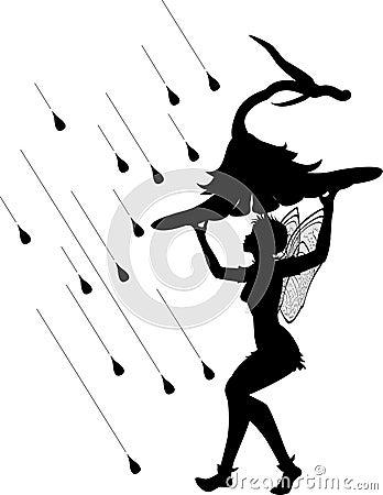 Fairy della pioggia