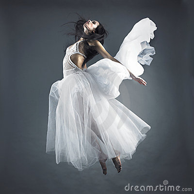 Free Fairy Flying Girl Royalty Free Stock Images - 16119549