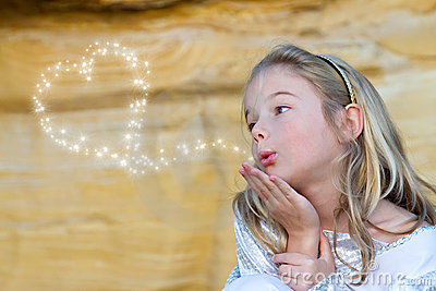 Fairy kisses