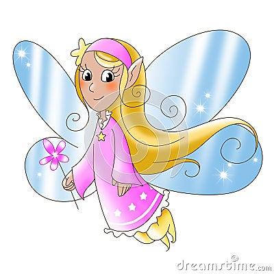 Fairy lady