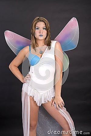 Free Fairy Lady Royalty Free Stock Photography - 3082317