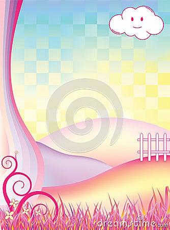 Fairy Landscape