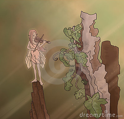 Fairy malinconico