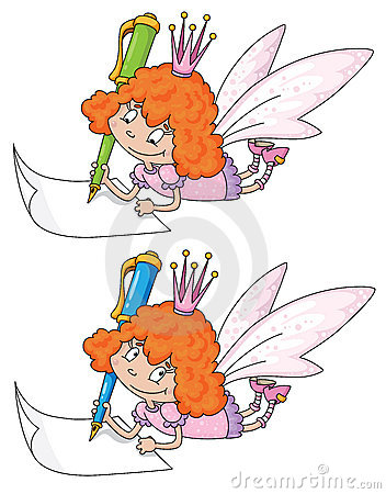 Fairy and реn