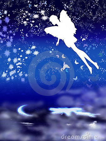 Fairy, night-flying