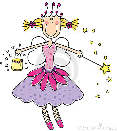 Free Fairy Princess Stock Image - 13002421