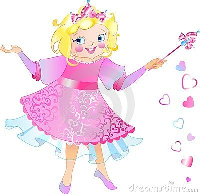 This is fairy-princess