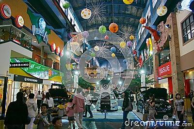 Fairy Shopping Mall Editorial Photo