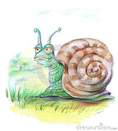 Fairy snail