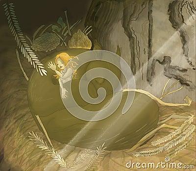 Fairy sonnolento