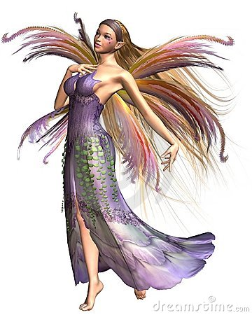Fairy Summer Spirit