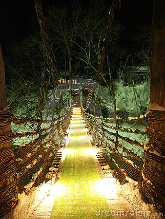 Fairy Tale bridge