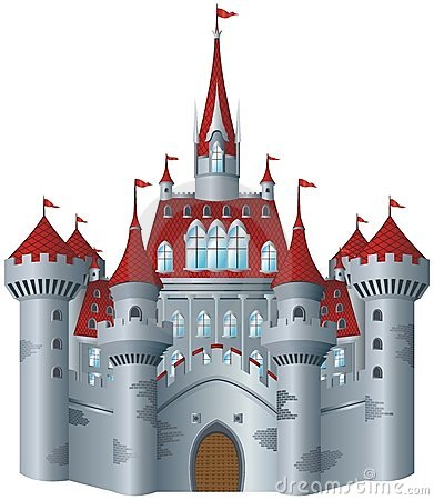 Fairy Tale Castle Royalty Free Stock Photo Image 12726095