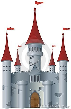 Free Fairy-tale Castle Royalty Free Stock Photo - 8228165