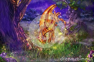 Fairy-tale creature