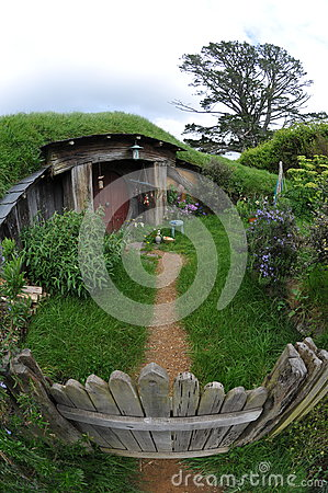 Free Fairy Tale House Royalty Free Stock Photography - 60661917