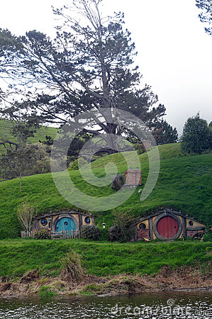 Free Fairy Tale House Royalty Free Stock Photography - 60661937