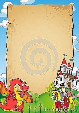 Fairy Tale Invitation