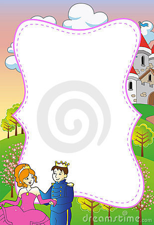 Fairy Tale Invitation