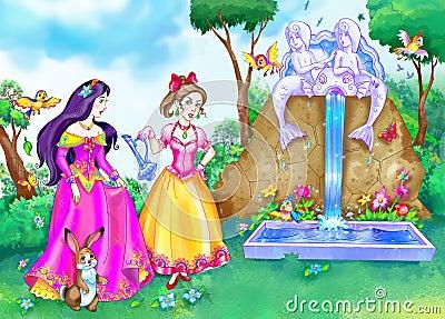 FAIRY tale princess