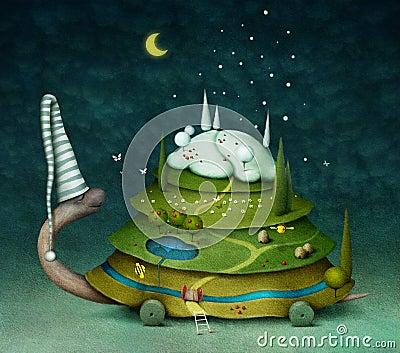 Fairy turtle