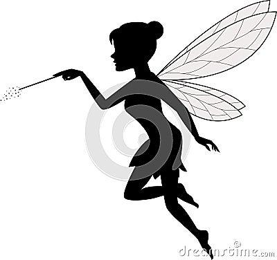 Free Fairy Waving Her Wand Royalty Free Stock Photo - 78243175