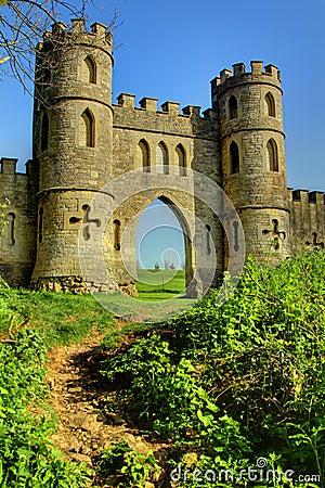 Free Fairytale Castle Royalty Free Stock Photos - 19119948
