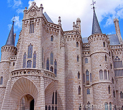 Free Fairytale Castle Stock Photos - 2671663