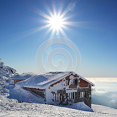Fairytale cottage.
