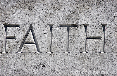 Faith Stock Image - Image: 3550861