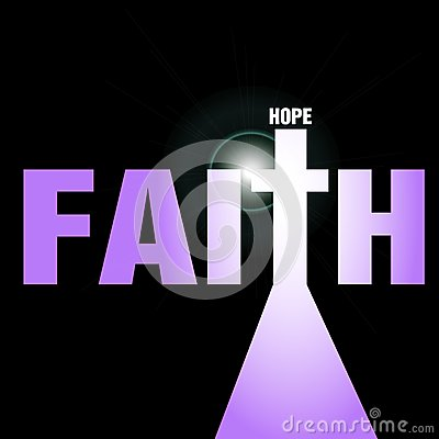Faith And Hope Stock Photography Image 38078712