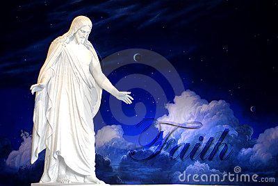 Faith In Jesus Royalty Free Stock Images - Image: 18899649