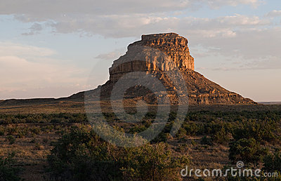 Fajada Butte, Chaco Culture National Historic Park
