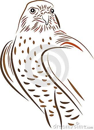 Free Falcon Royalty Free Stock Photo - 95487745