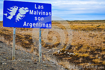 The Falklands are Argentine