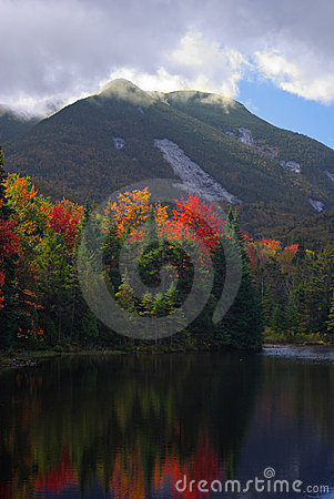 Fall Colors and Mountain