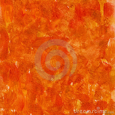 Fall colors watercolor abstract background