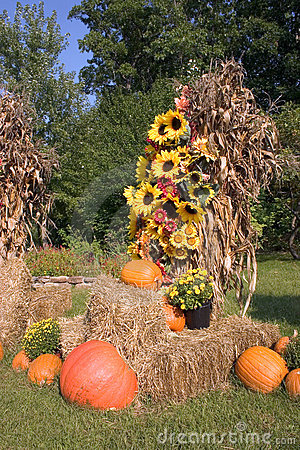 Fall decorations 2