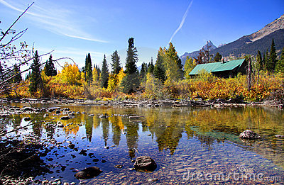 Fall in Grand Tetons