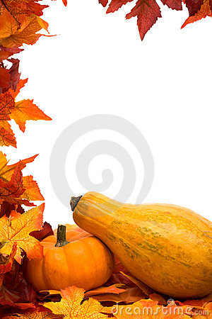 Free Fall Harvest Frame Royalty Free Stock Photo - 6530485