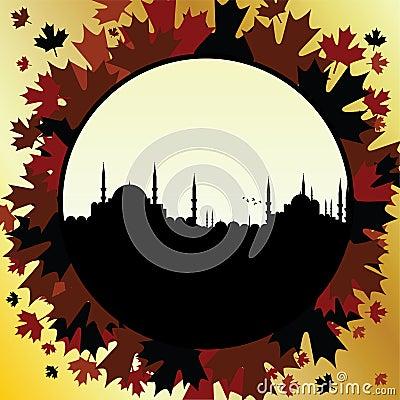 Fall In Istanbul