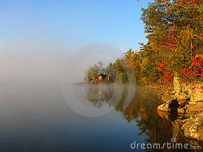 Fall on Jack Lake