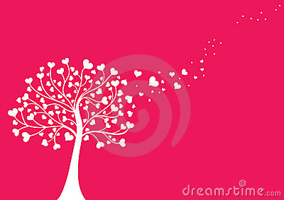 Fall in love Vector Illustration