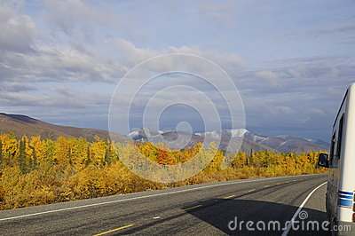 Fall Motor Home Travel